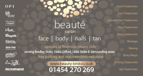 Beauté Salon, upstairs at Riverside Leisure Club, Little Stoke.
