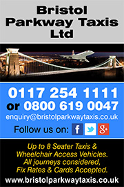 Bristol Parkway Taxis - serving Stoke Gifford.