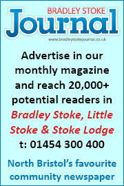 The Bradley Stoke Journal magazine - your MONTHLY local newspaper.