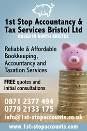 1st Stop Accountancy & Tax Services Bristol Ltd.