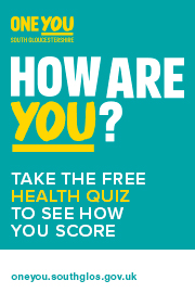 One You South Gloucestershire health quiz.