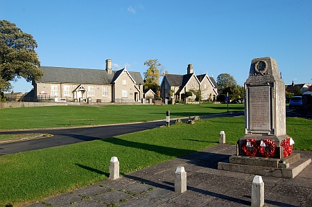 The Village Green, Stoke Gifford