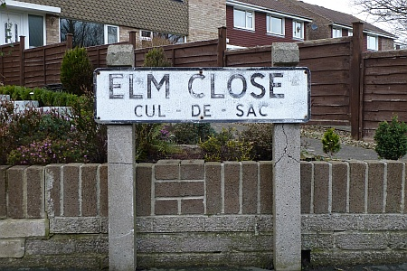 Elm Close, Little Stoke