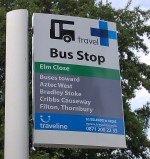 Stoke Gifford bus services