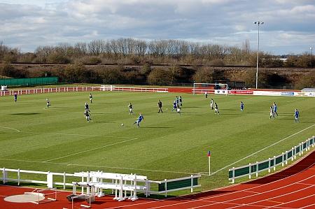 Stoke Gifford Stadium, WISE Campus, Bristol