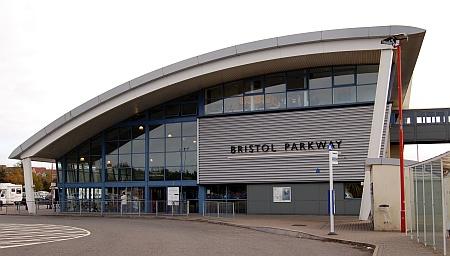 Bristol Parkway Railway Station, Stoke Gifford