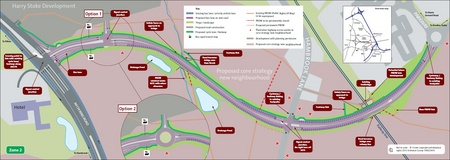 Stoke Gifford Transport Link (Stoke Gifford By-Pass).
