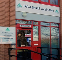 Bristol DVLA Local Office, Stoke Gifford.
