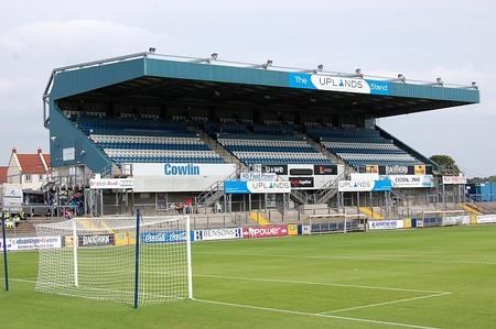 Memorial Stadium, Horfield, Bristol.