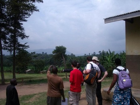 St Micheal's group in Uganda.