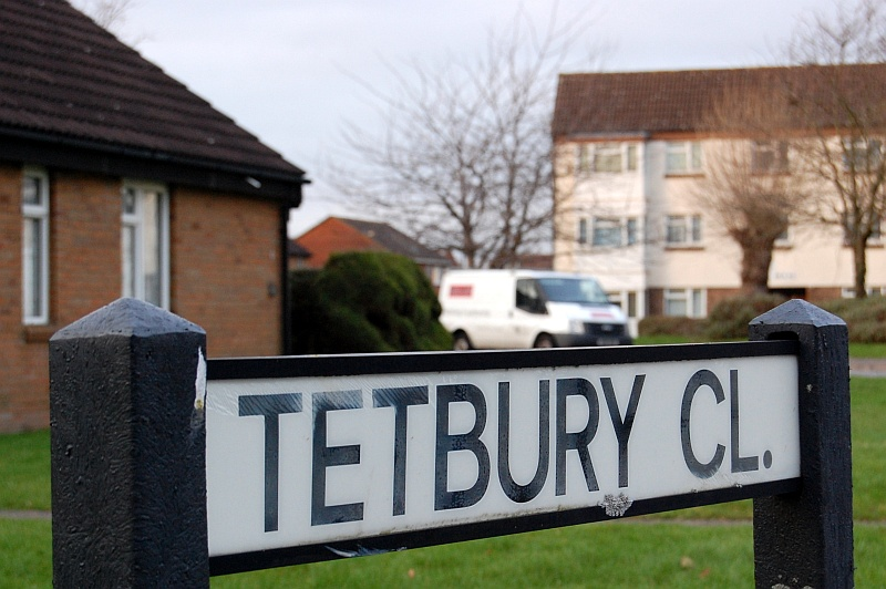 Tetbury Close, Little Stoke, Bristol.