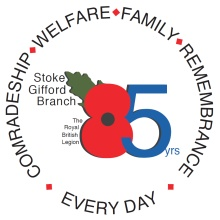 85th anniversary of the Stoke Gifford branch of the Royal British Legion.