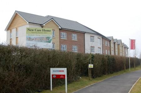 The Beaufort Grange care home in Cheswick Village, Bristol.