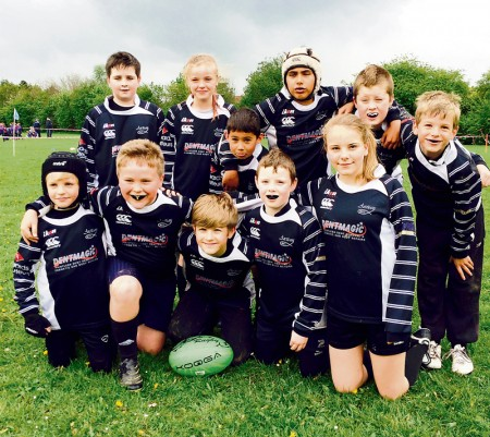 Aretians RFC (Juniors), Little Stoke, Bristol.