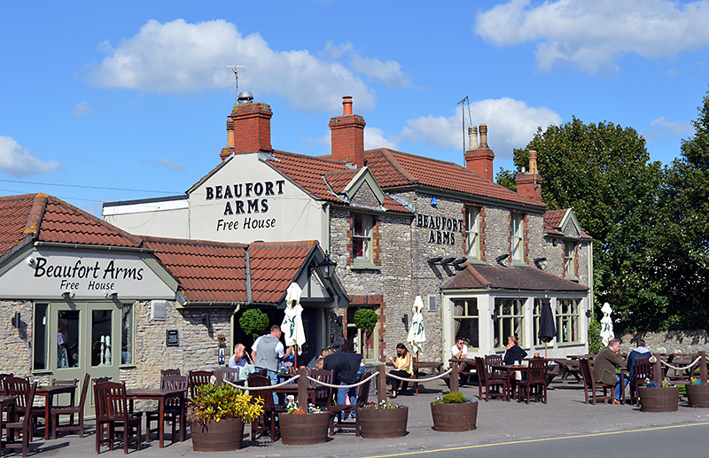 The Beaufort Arms, North Road, Stoke Gifford, Bristol.