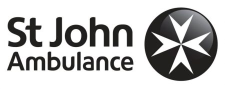 St John Ambulance.