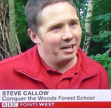 Steve Callow of Conquer the Woods.