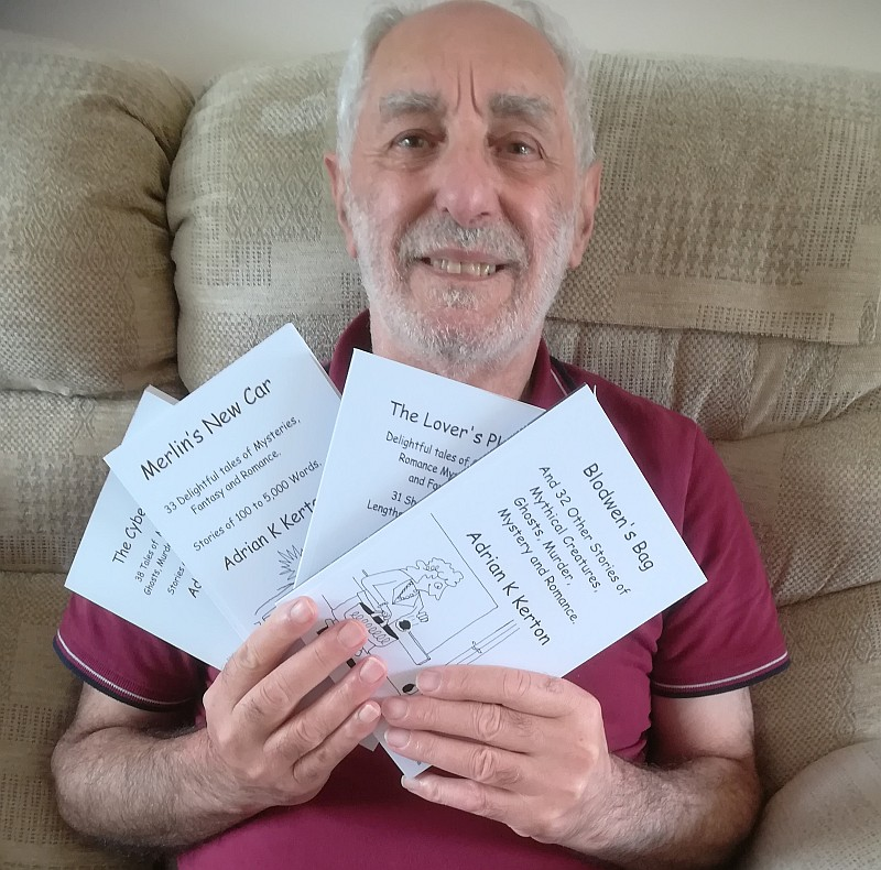 Stoke Gifford Journal | Local resident has collection of short