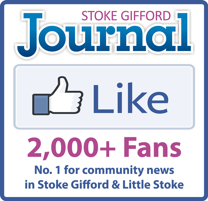 Stoke Gifford Journal 2,000+ Facebook fans.