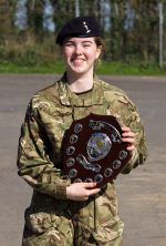 Photo of Cdt Shannon O'Callaghan.