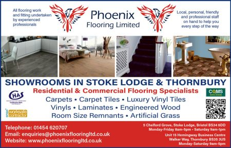 Phoenix Flooring Limited, Stoke Lodge and Thornbury.