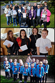 Photos from the Stoke Gifford Journal.