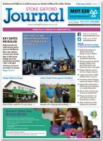 February 2020 Magazine stories will be published on the Journal websites from Tuesday 4th February, so please keep checking back. Once a story is on the website, you will be able to leave comments. February 2020 issue of the Bradley Stoke Journal news magazine. Page 3: End of the road for Stoke Gifford Co-op store Previous story on the SGJ website: Stoke Gifford Co-op to close on 31st January The Southern Co-op Food Pages 4, 5 & 6: Roundabout roadworks bring delays of up to 40min Story will appear soon on the BSJ website Great Stoke Roundabout Improvements (BSJ) Great Stoke roundabout improvements (SGC) Pages 6 & 7: Bus boss critical of roadworks planning Story will appear soon on the BSJ website Open letter from James Freeman, MD of First West of England, addressing recent bus service disruptions and traffic congestion in Bristol More links coming soon.