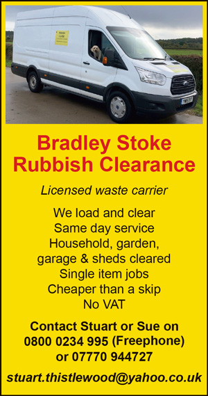 Bradley Stoke Rubbish Clearance: Licensed waste carrier.