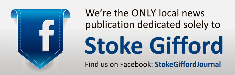 Stoke Gifford Journal: Find us on Facebook.