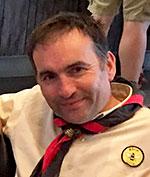 Photo of Simon Guy.