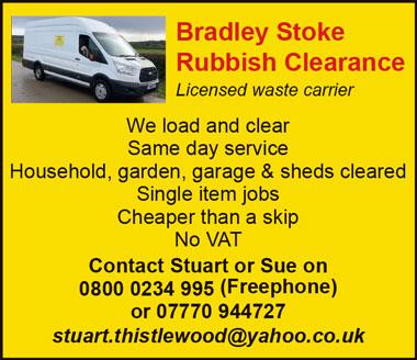 Bradley Stoke Rubbish Clearance – licensed waste carrier in Bristol.