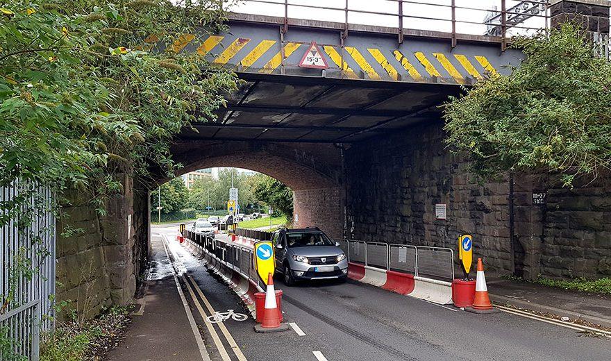 Photo of bridge.